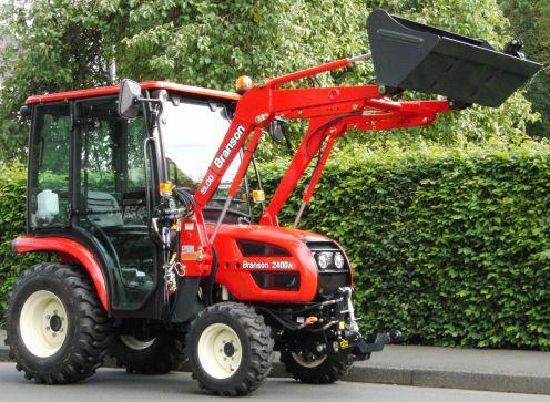 Micro tracteur branson cabine for Branson condomini e cabine in affitto